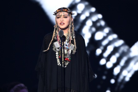 VMAs 2018: See Madonna Pay Tribute to Aretha Franklin