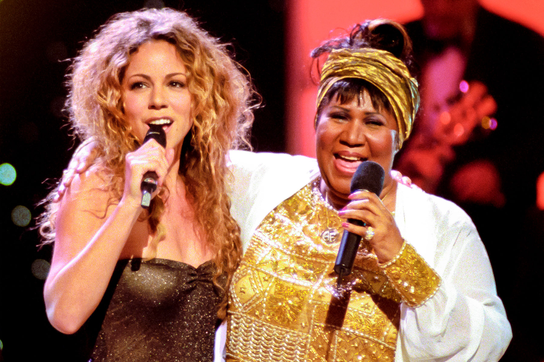 Mariah Carey on Aretha Franklin: My Inspiration, My Mentor, My