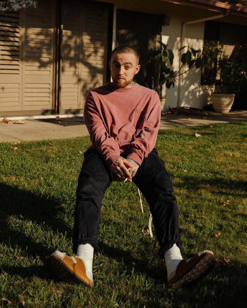 Mac Miller Rolling Stone Photo Shoot 2018