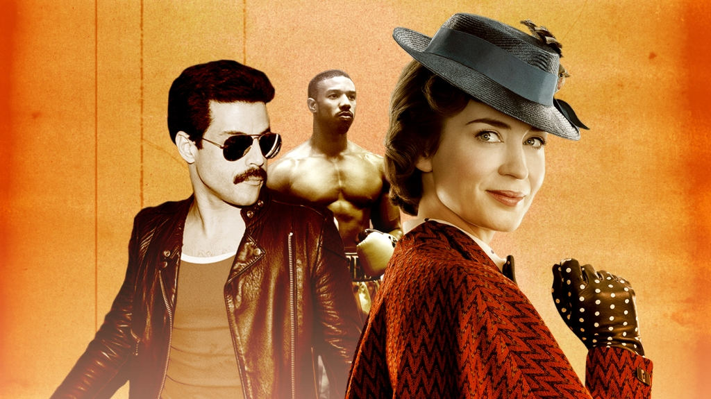 From prestigious Oscar hopefuls to superhero blockbusters, Freddie Mercury to Mary Poppins — Rolling Stone's 50 Movies to See This Fall preview.