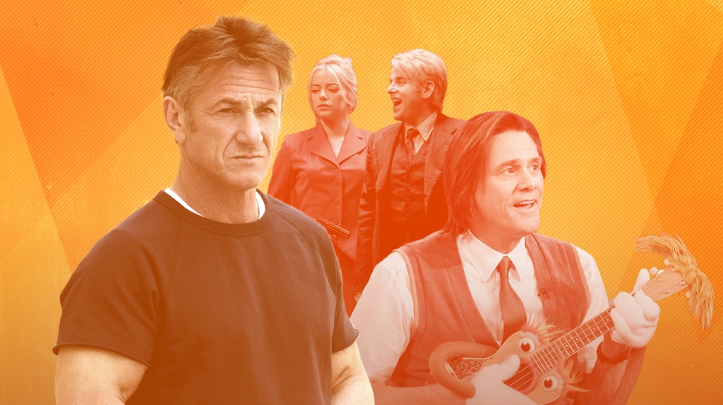 Sean Penn heads to Mars, Jim Carrey loses his mind. Lena Dunham goes 'Camping' and Matthew Weiner makes a royal comeback. This season is loaded with risk-taking, genre-busting, happy-making entertainment. Here, our picks for fall's can't-miss shows.