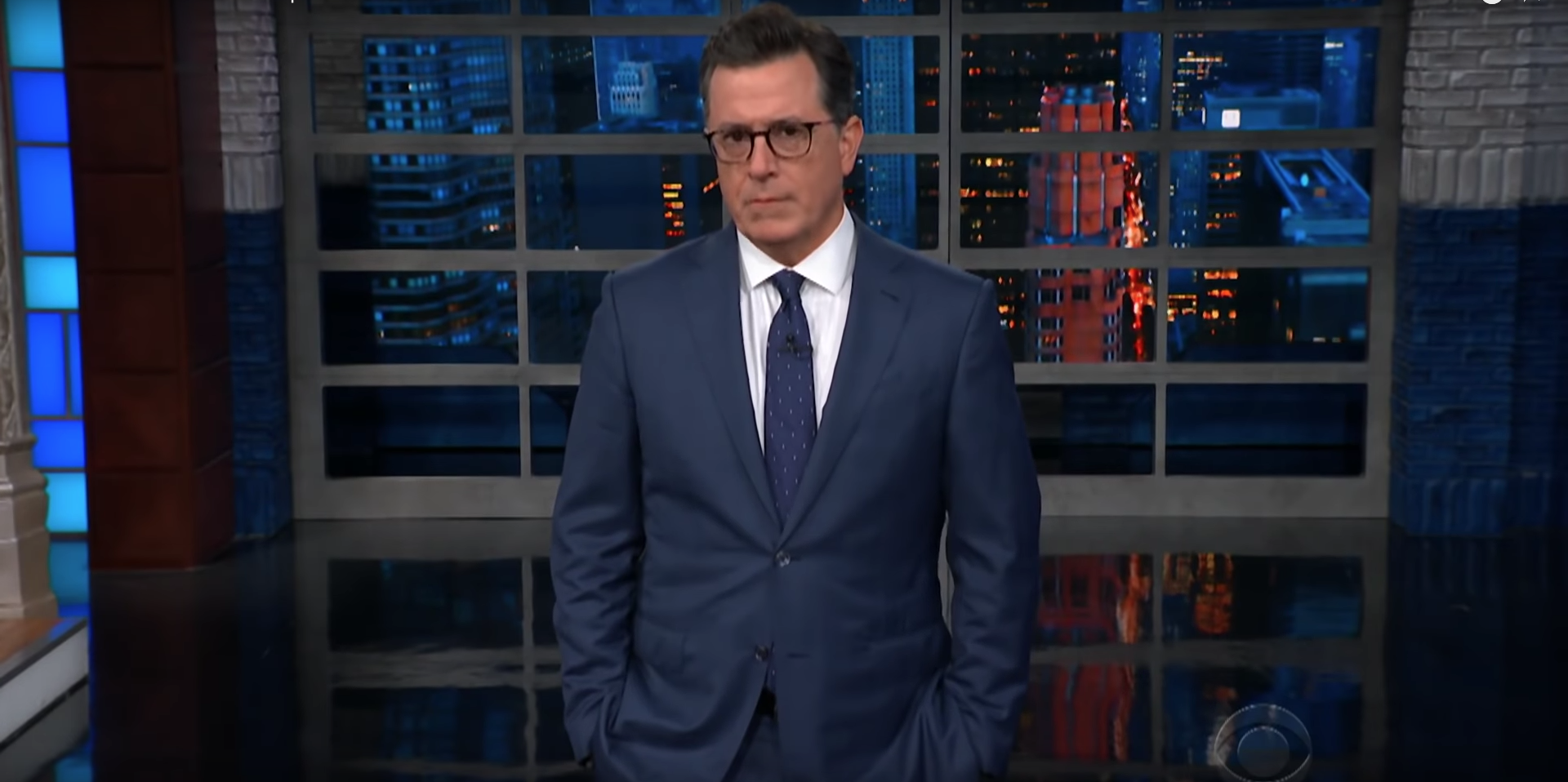 Late-Night TV Hosts Mock Trump Administration Over 'Stupid' Space Force