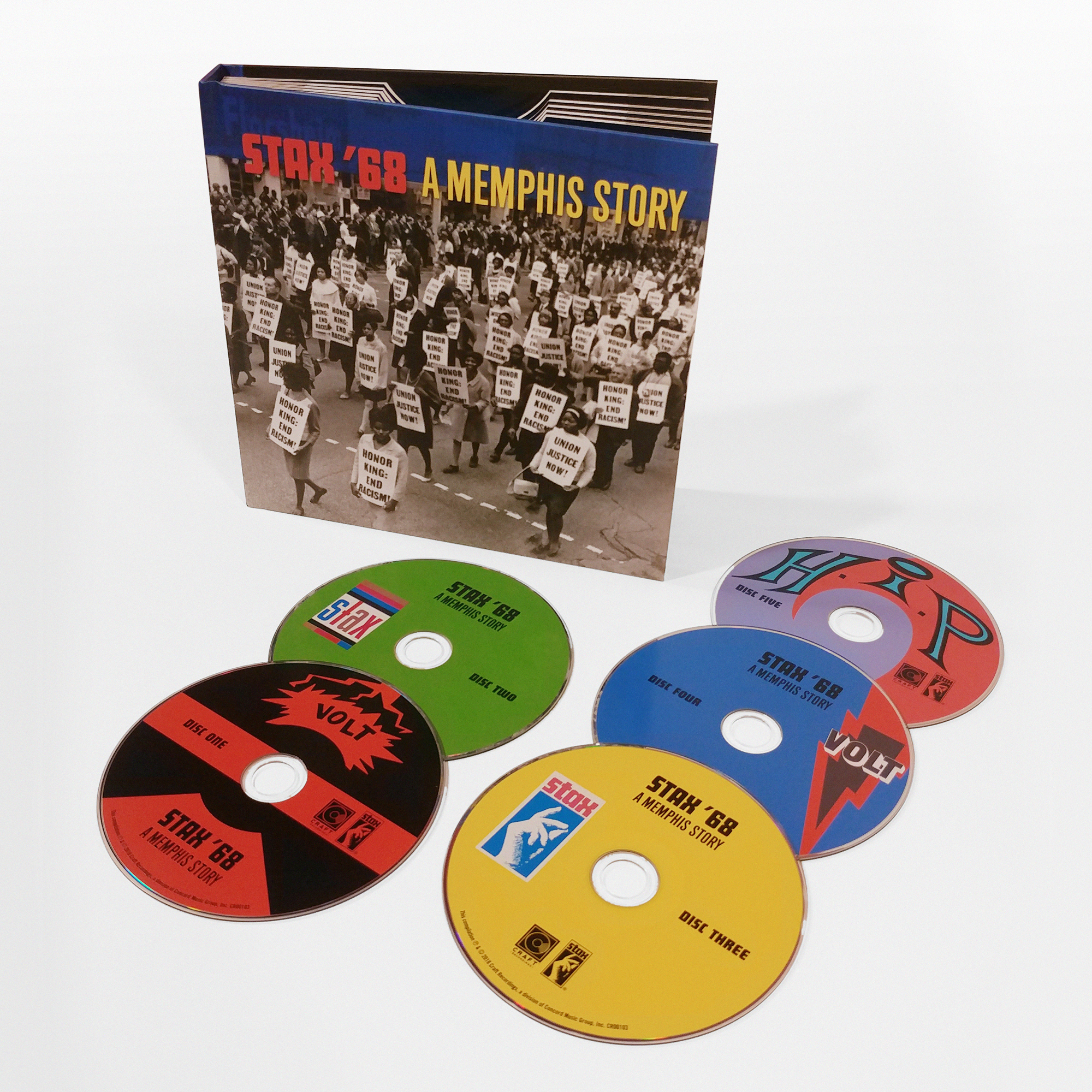 massive stax records box set to include every 1968 single label