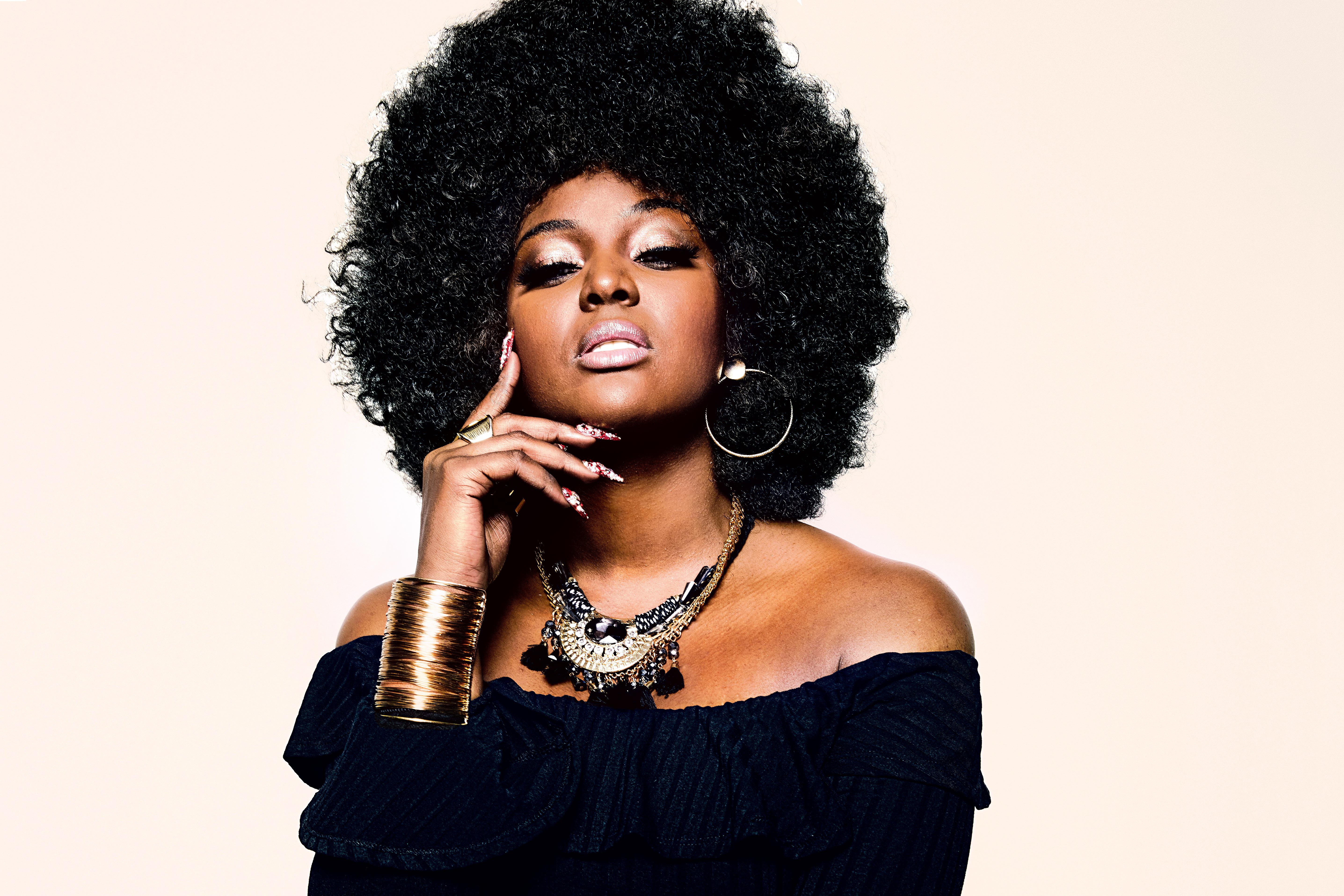 Amara La Negra Was Born To Be A Star Rolling Stone