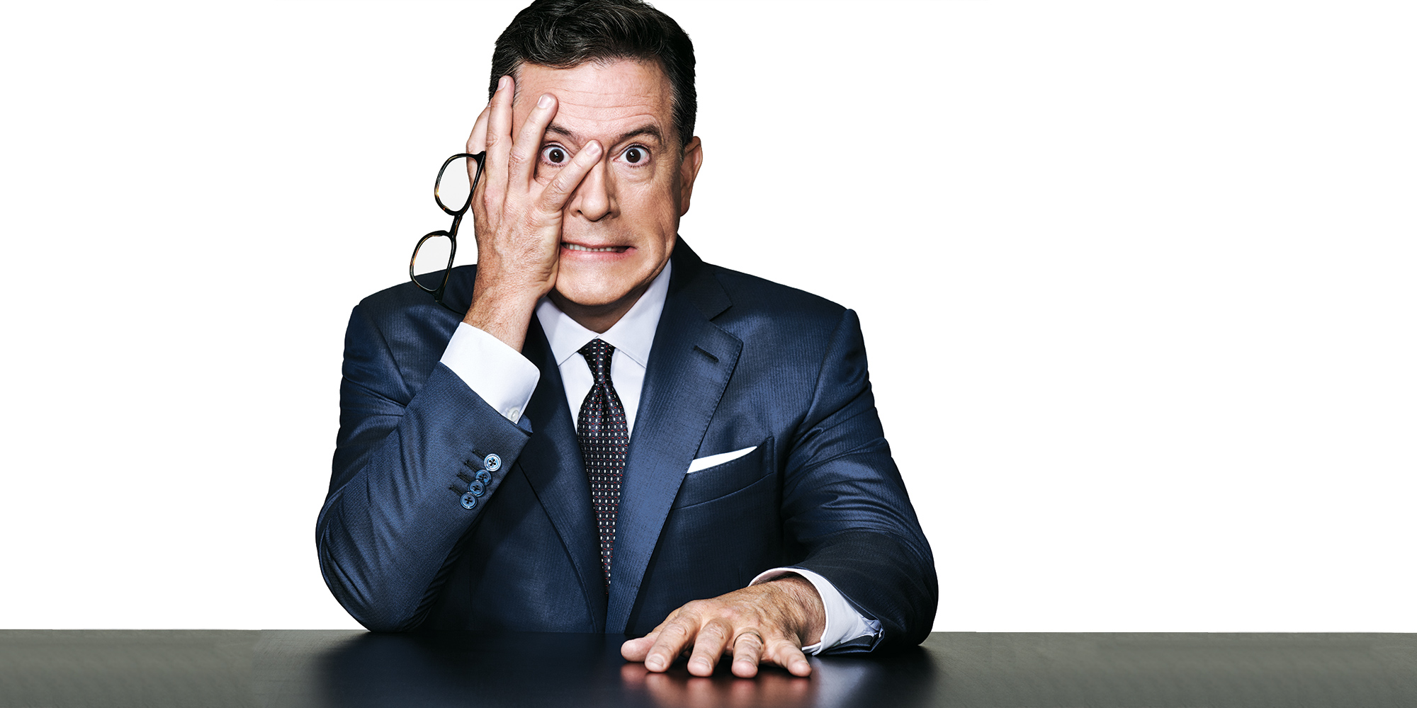 Image result for stephen colbert