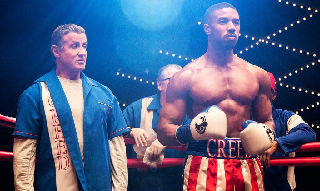 "Sequels can be creativity-sappers, but anyone who saw Michael B. Jordan let it rip as young Adonis ""Son of Apollo"" Creed in the 2015 Rocky spin-off is happy to watch the star lace up the gloves one more time. Especially since our man is taking on Viktor Drago — yup, Ivan's boy! — which means this time, it's personal. (And yes, Dolph Lundgren is back as the Russian colossus who killed Creed Sr. in the ring.) It's a bummer that first movie's director Ryan Coogler is not involved, but Sly Stallone is returning as Rocky — so we'll see if he wins the Oscar he was robbed of last time. PT Watch the Trailer"