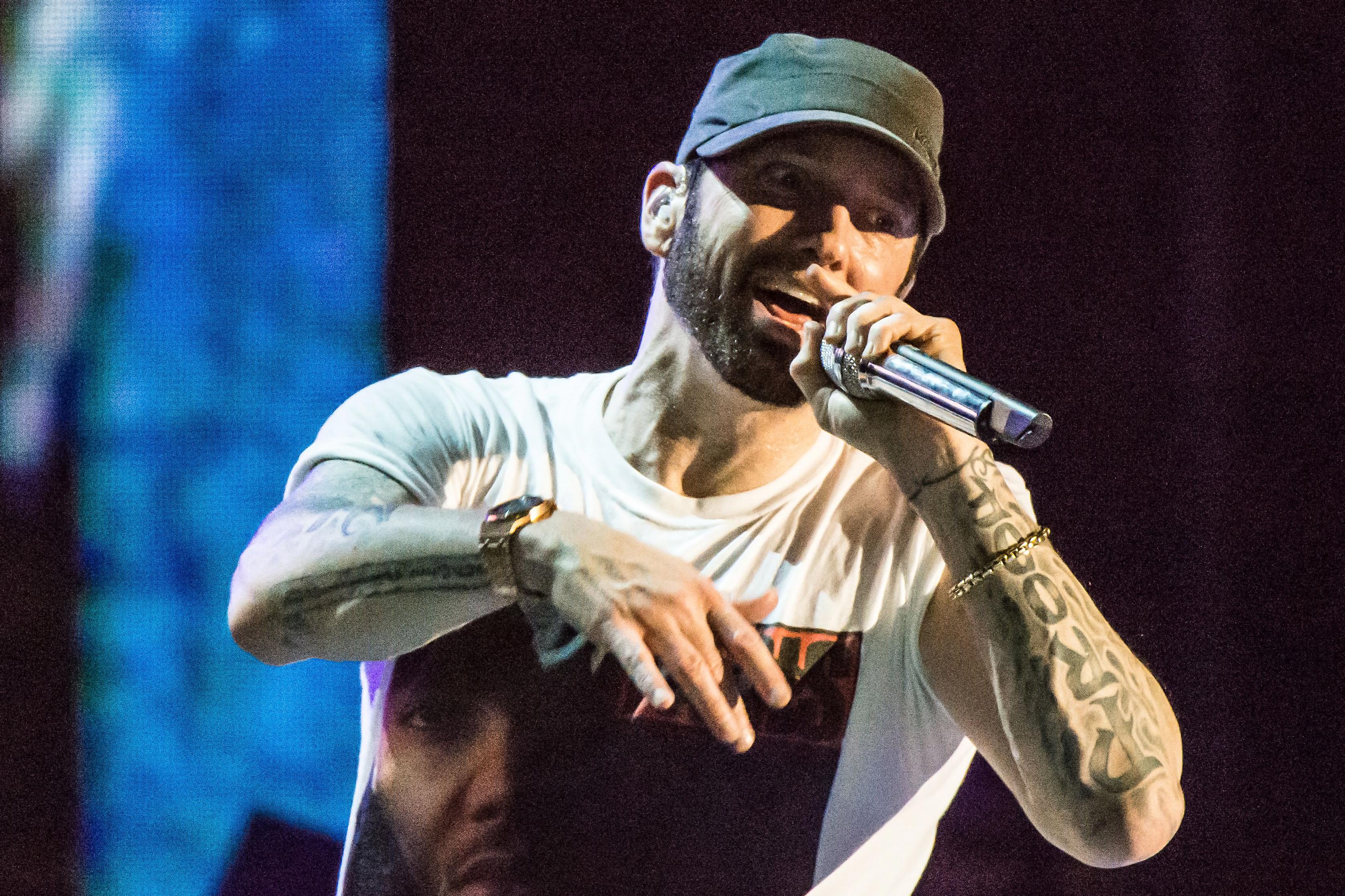 Eminem Producer Explains Why 'Kamikaze' Is a Throwback to