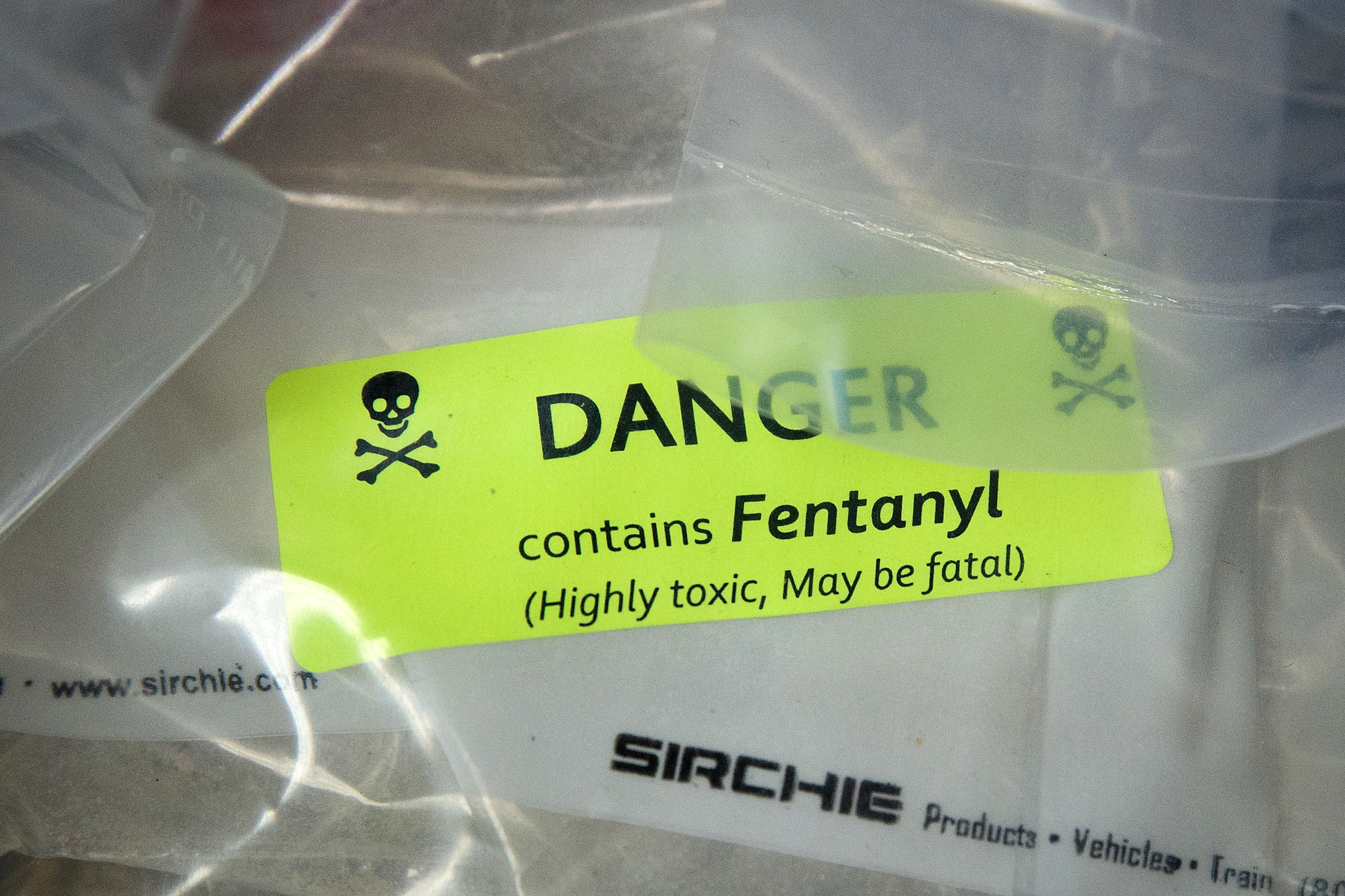 How Oxycodone Gets Laced With Fentanyl – Rolling Stone