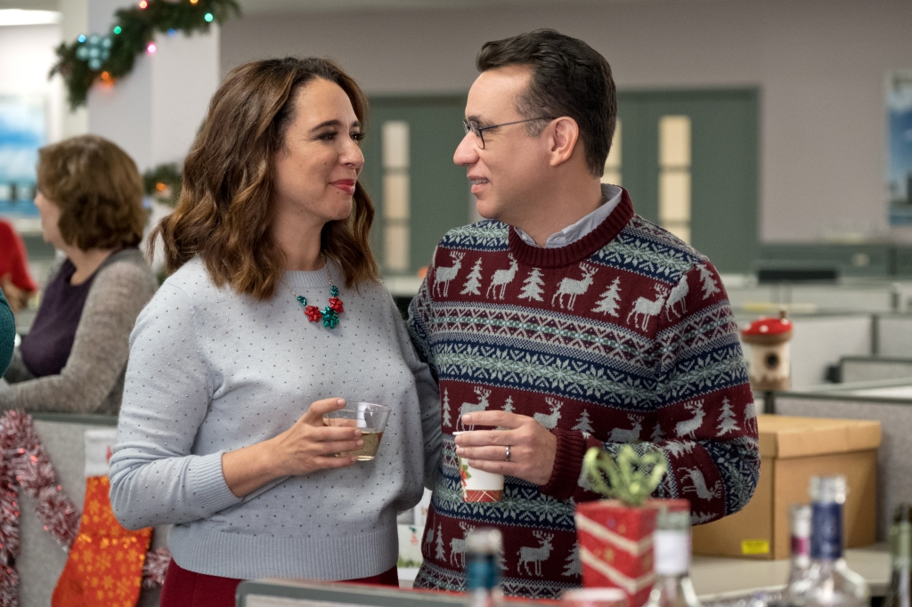 """This comedy fromMaster of Noneco-creatorAlanYang and30 Rockalum Matt Hubbard has been shrouded in mystery, to the point that until recently, it was known only as """"Untitled Fred Armisen/Maya Rudolph comedy series."""" Even the premise has been strictly embargoed, though the trailer points to theSNLvets playing a happy couple who are nonetheless going through the motions a bit. If the show lives up to its pedigree, it should be one committment we're happy to make.  A.S."""