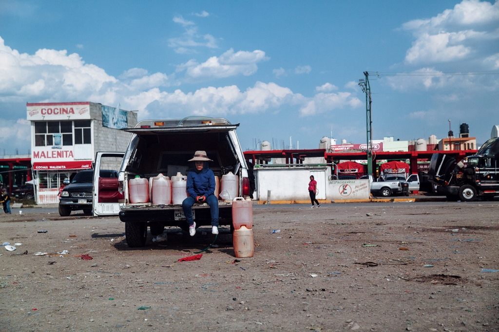 Mexico's Drug Cartels Are Moving Into the Gasoline Industry