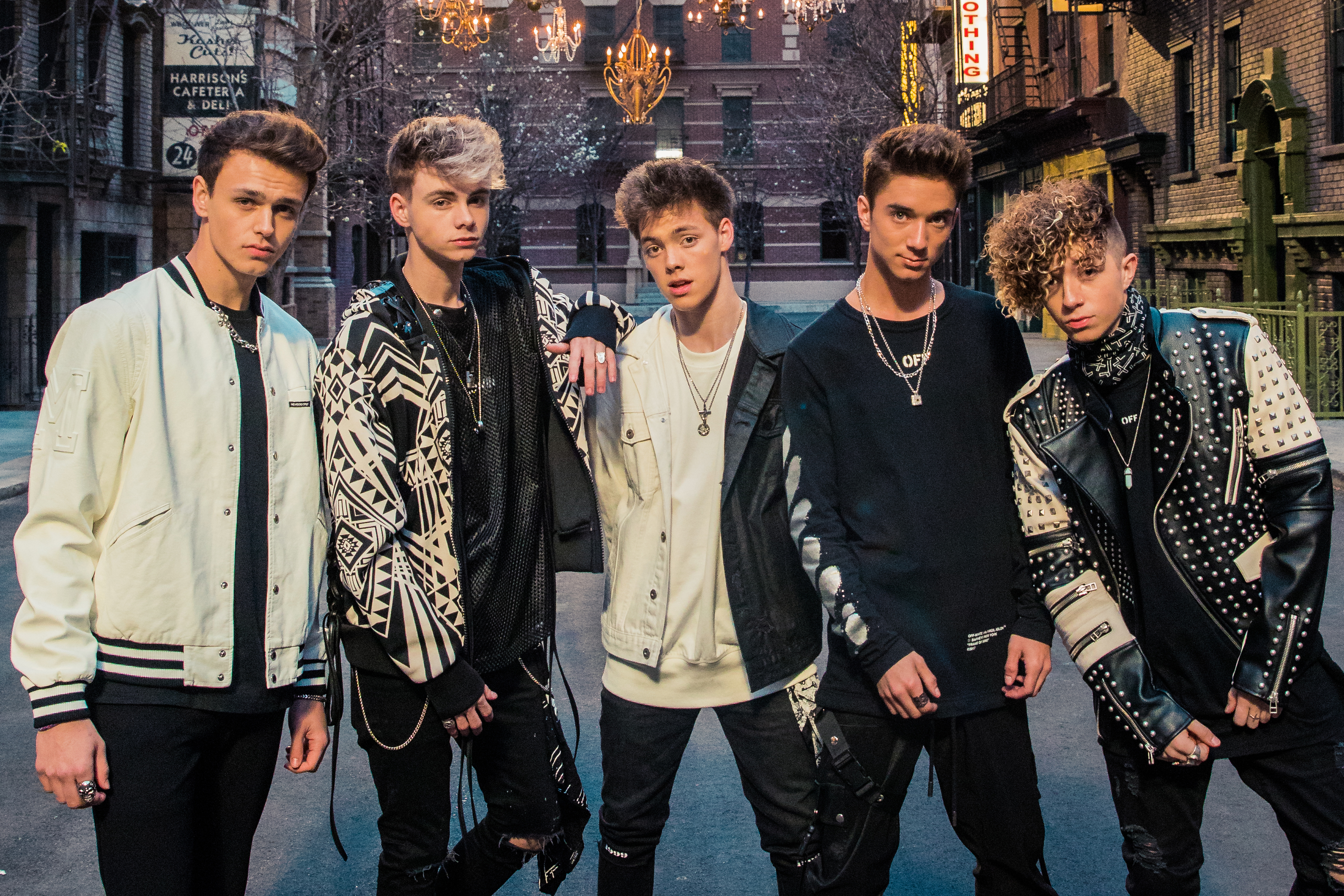 Review: Why Don't We's Aimless Debut '8 Letters' - Rolling ...