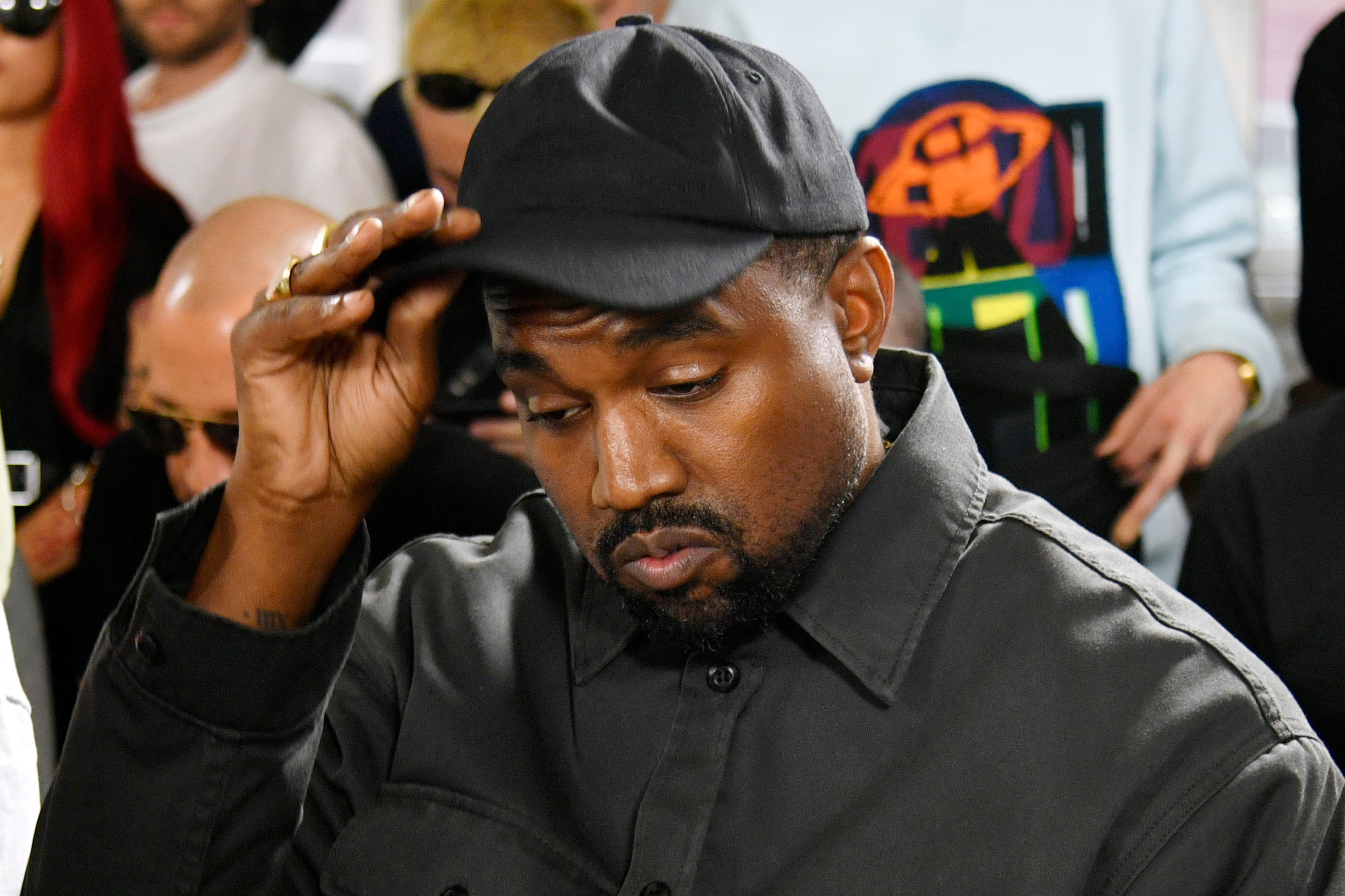 Image result for Drake Ain't Feelin' Kanye's Apology