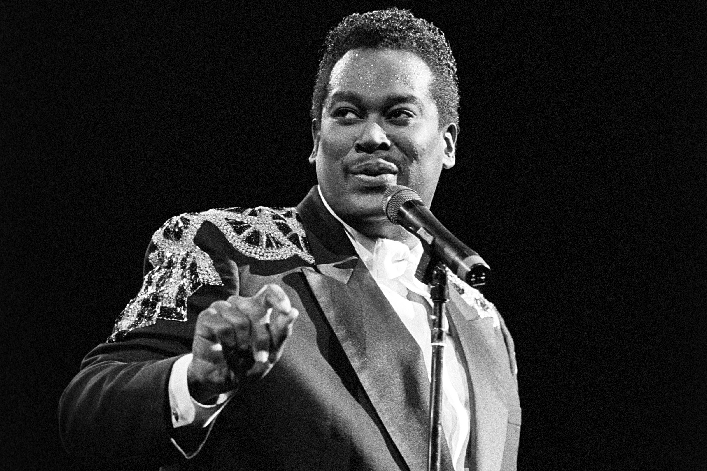 See Luther Vandross Stun Dionne Warwick With A House Is Not A Home Rolling Stone