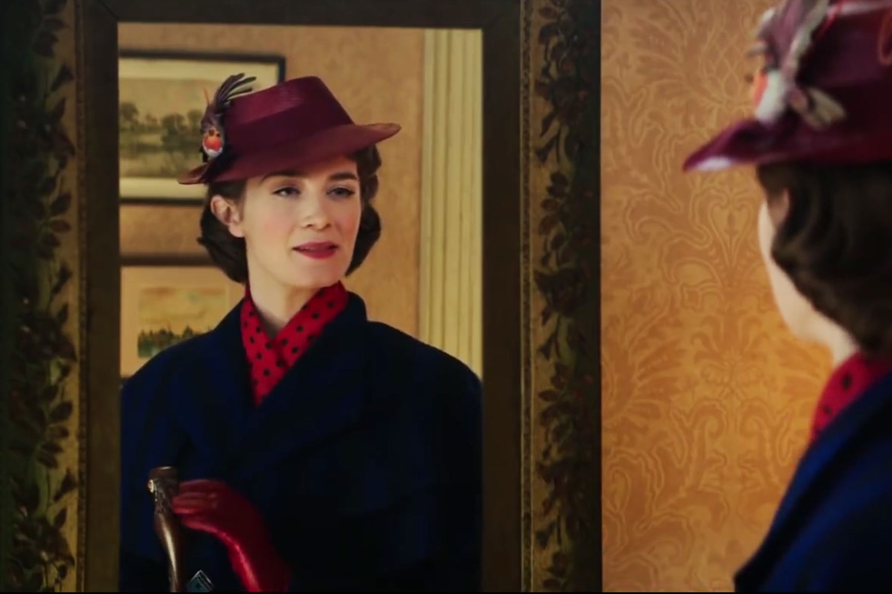 Jane from the movie Mary Poppins, goodbye became a producer 07/31/2011 65