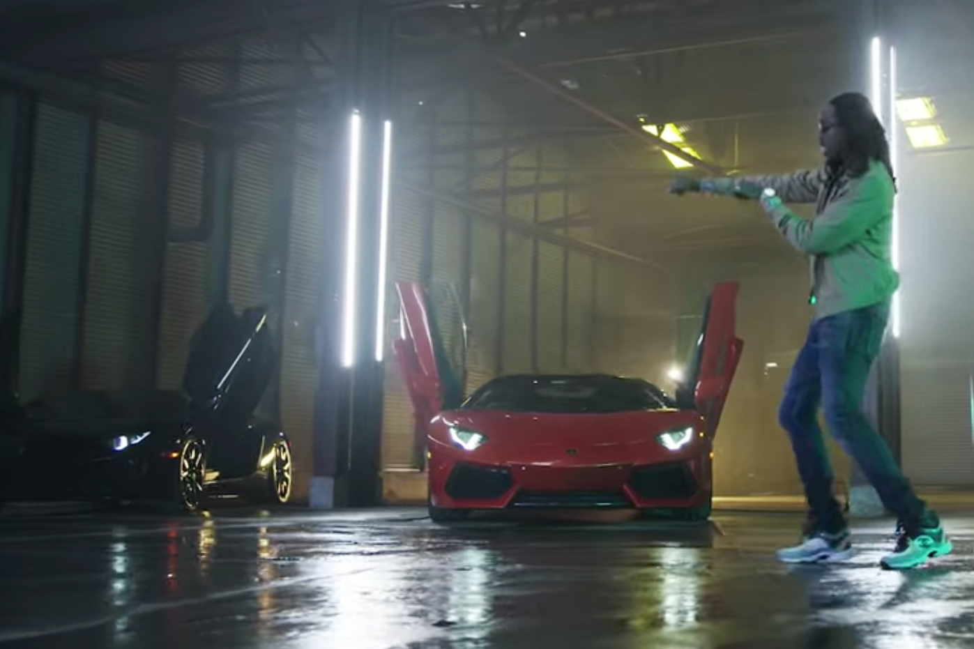 Quavo's Video for 'Lamb Talk' Features Many Lamborghinis, as the Prophecy Foretold