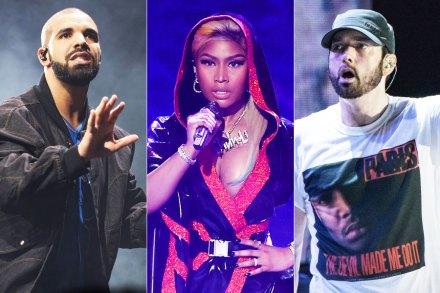Every Rapper Nicki Minaj Dissed on 'Barbie Dreams' – Rolling