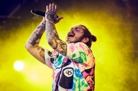 Post Malone Broke a 34-Year Michael Jackson Record  How