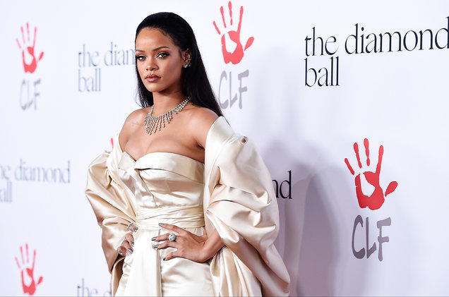 b7dfc8da890 Childish Gambino, Issa Rae Lead Rihanna's Fourth Annual Diamond Ball ...