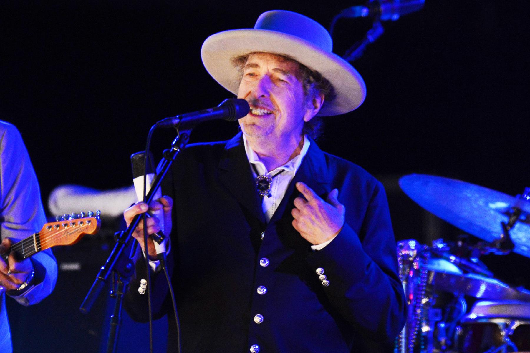 Bob Dylan Sets First 2018 U.S. Tour Dates