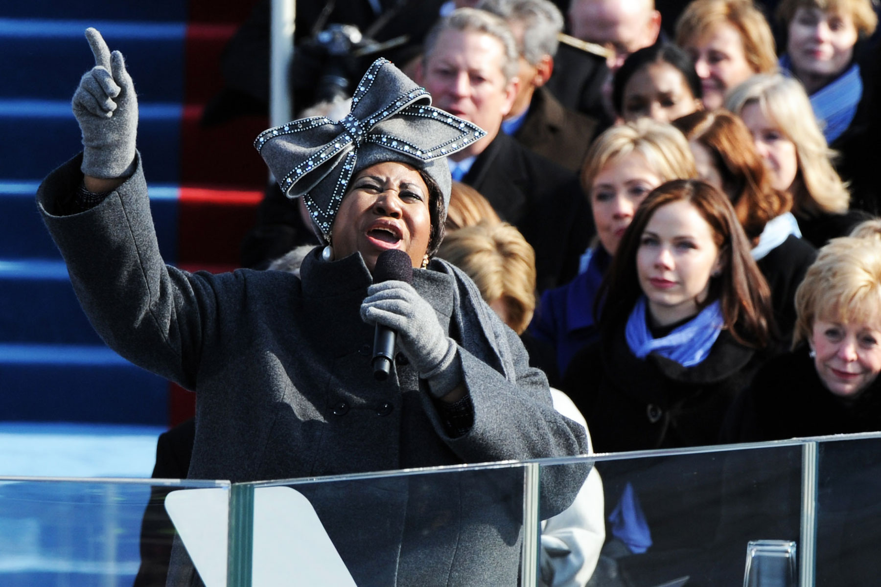 Aretha and Black America's Two Biggest Moments