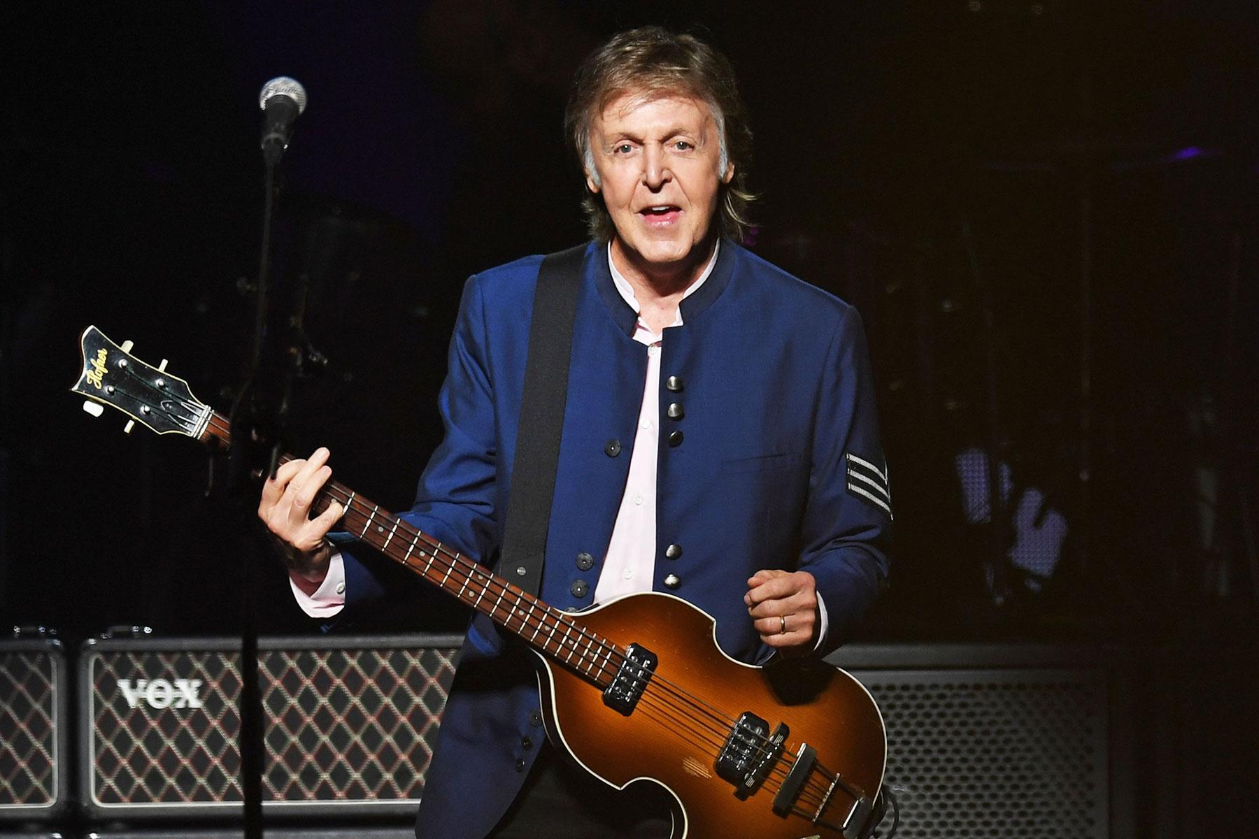 Hear Paul McCartney's Poppy, 'Raunchy' New 'Fuh You