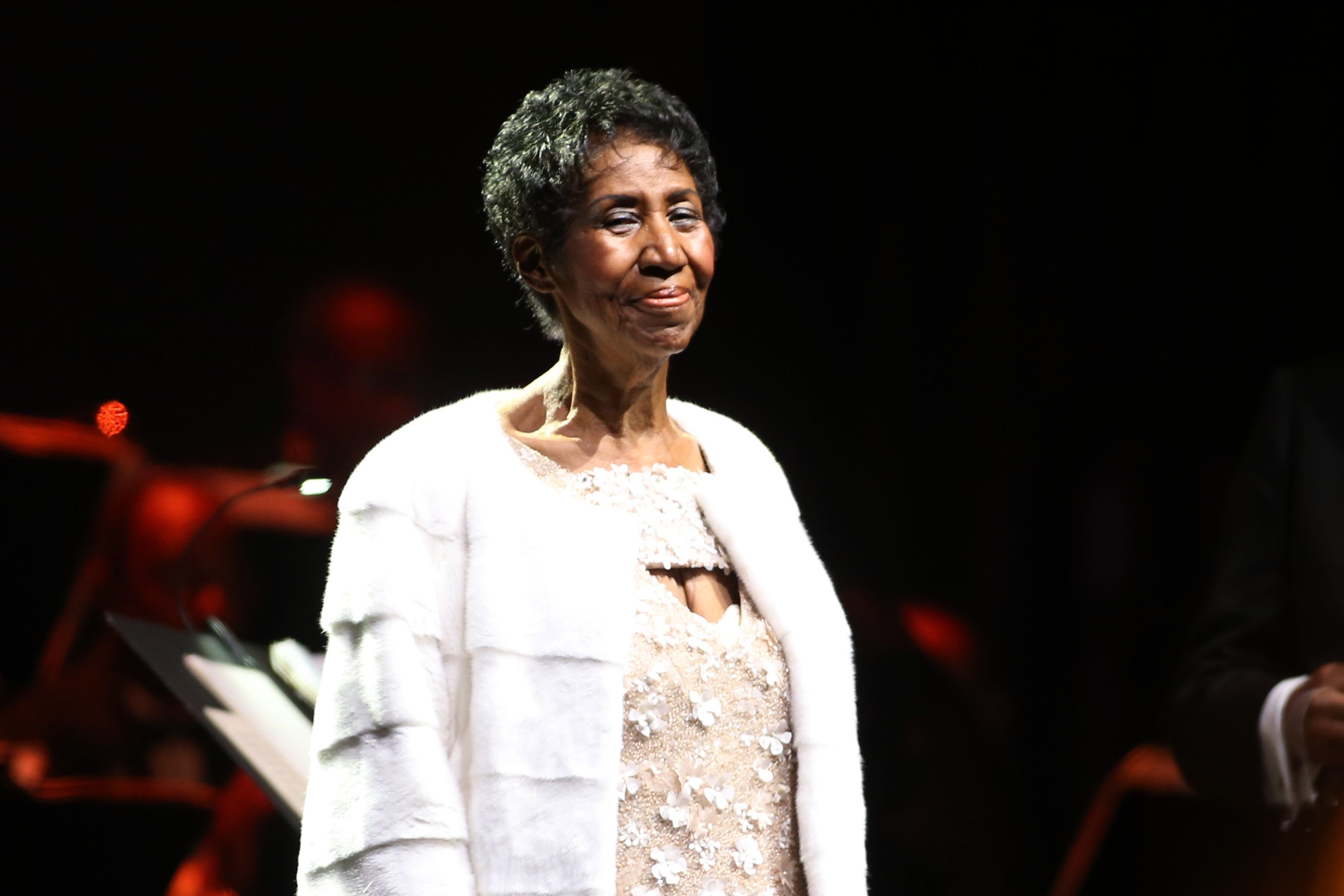 Aretha Franklin Is ?Gravely Ill,? Say Singer?s Friends