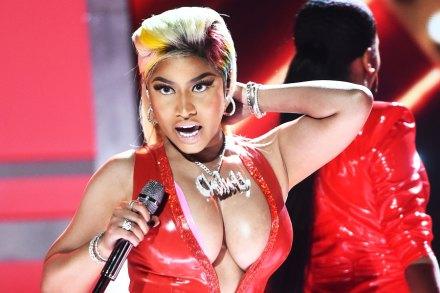 Nicki Minaj Belatedly Adds 6ix9ine Collaboration 'Fefe' to