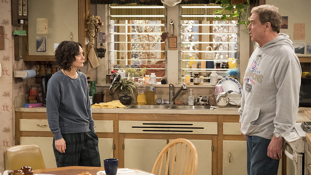 How to move on after implosion by Twitter? In the case of ABC, which cancelled its smash-hit Roseanne revival in the wake of a racist rant by its namesake star, you simply remove the offending party and forge ahead. Dan, Jackie, Darlene and the other Conners reunite for this Hogan Family-like spin-off which sees the heartland clan wrestling with its matriarch's departure. John Goodman and Laurie Metcalf were always much better actors than Barr (and much more emotionally present in the newRoseanneepisodes), so there's little doubt the show will work. The question is whether anyone on either side of the political spectrum will tune in to watch it.  A.S.