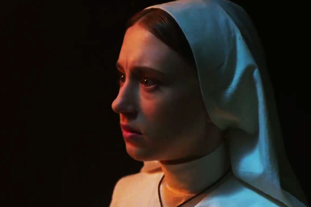 Conjuring fans, take note: The latest prequel/spinoff from the reliable scare-the-living-shit-outta-you horror franchise sends a man of the cloth (Demian Bechir) and his novitiate associate (American Horror Story's Taissa Famriga) to a Romanian convent to investigate a mysterious death. You can guess what they find: supernatural shenanigans, evil ghosts, jump scares galore and — if this removed-from-YouTube teaser is any indication — Mother Superiors with fangs. You may want to wear some Depends for this one. DF Watch the trailer