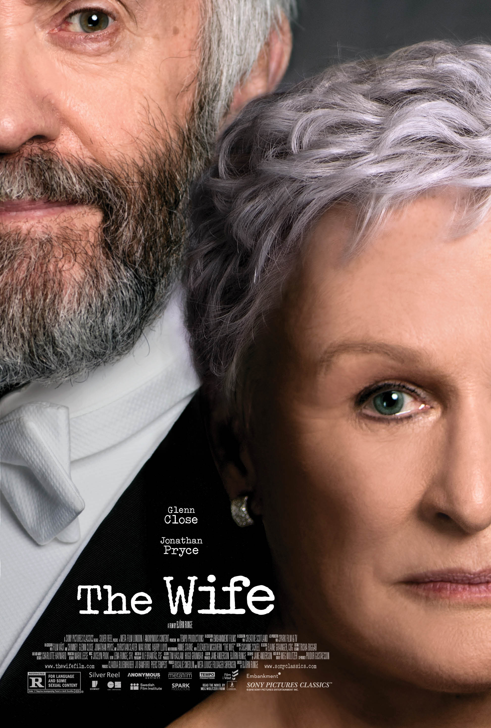 Bedroom Eyes Full Movie 2017 the wife' movie review: glenn close's spouse is mad as hell