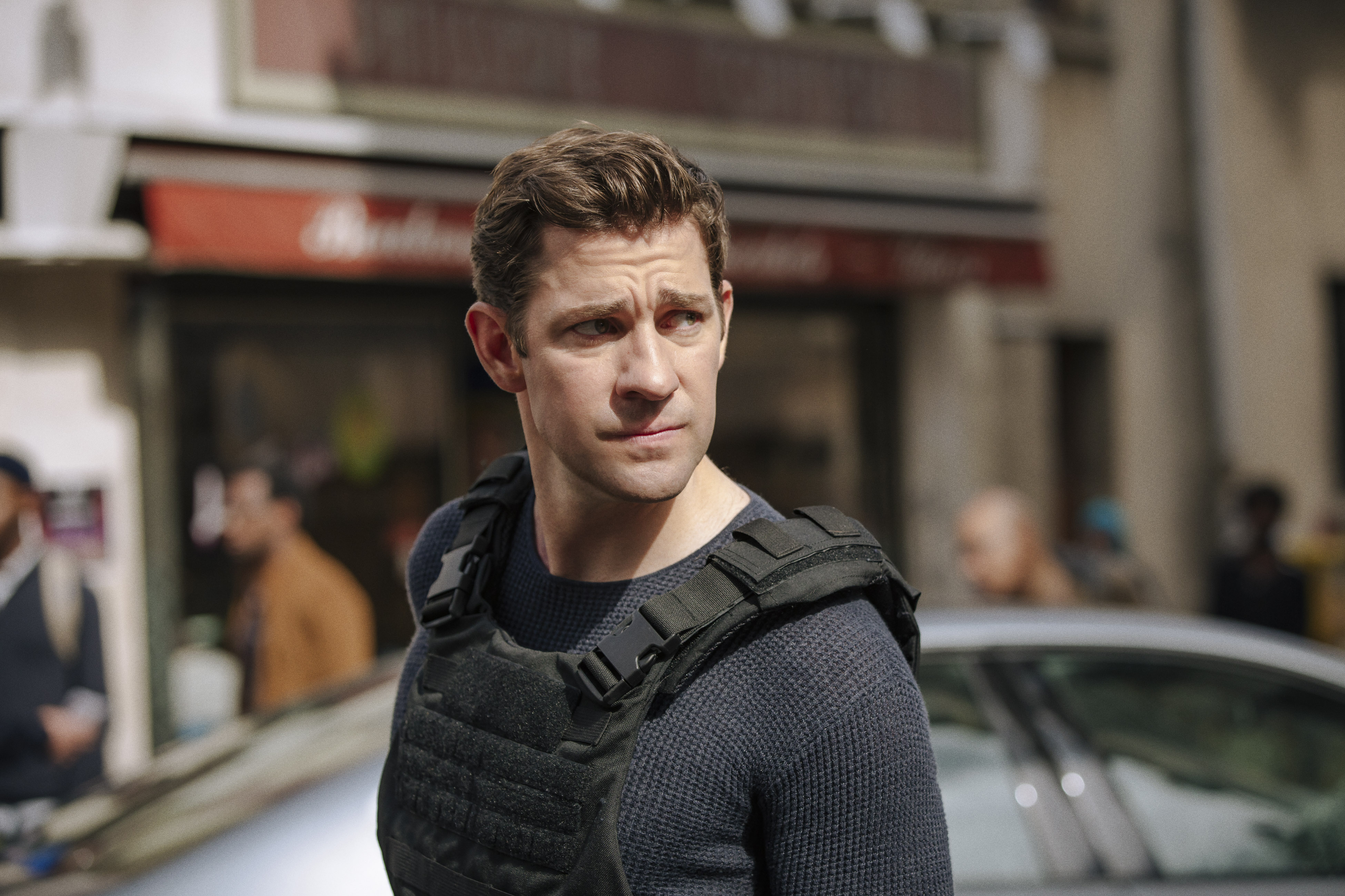 Jack Ryan Review Amazon Reboot Hits Its Mark Rolling Stone