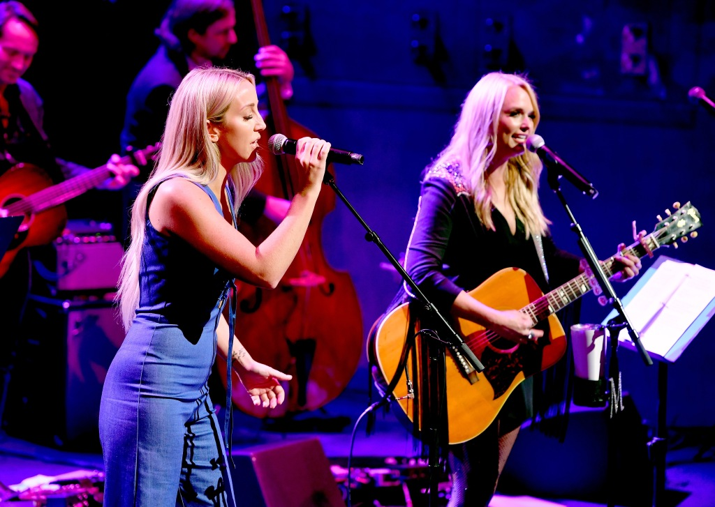 Miranda Lambert, Ashley Monroe, Country Music Hall of Fame