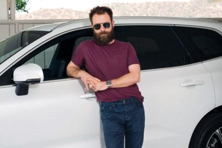 Dawes' Taylor Goldsmith Test-Drives a Volvo XC60 – Rolling Stone