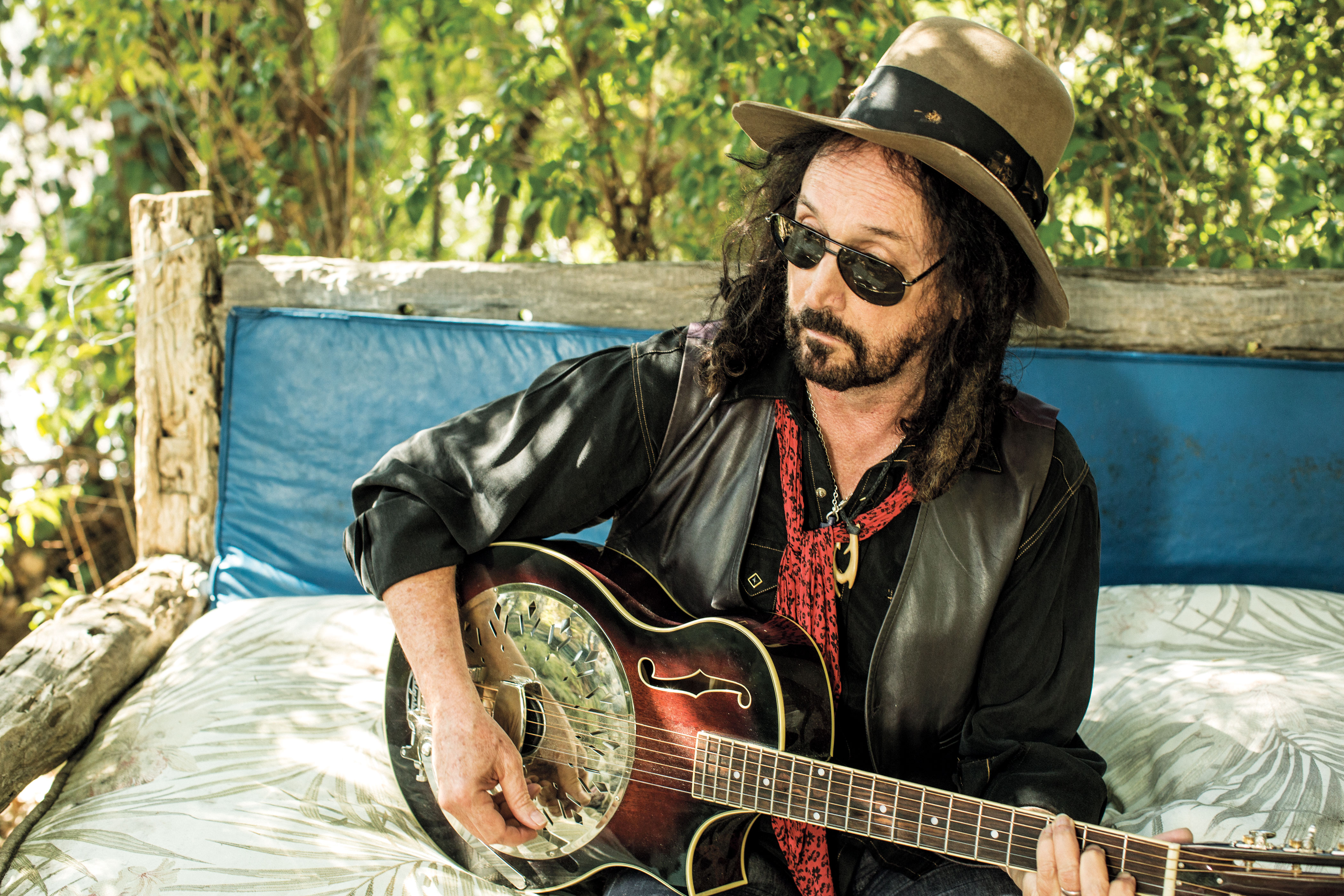 After Tom Petty, Mike Campbell's New Band Is Fleetwood Mac