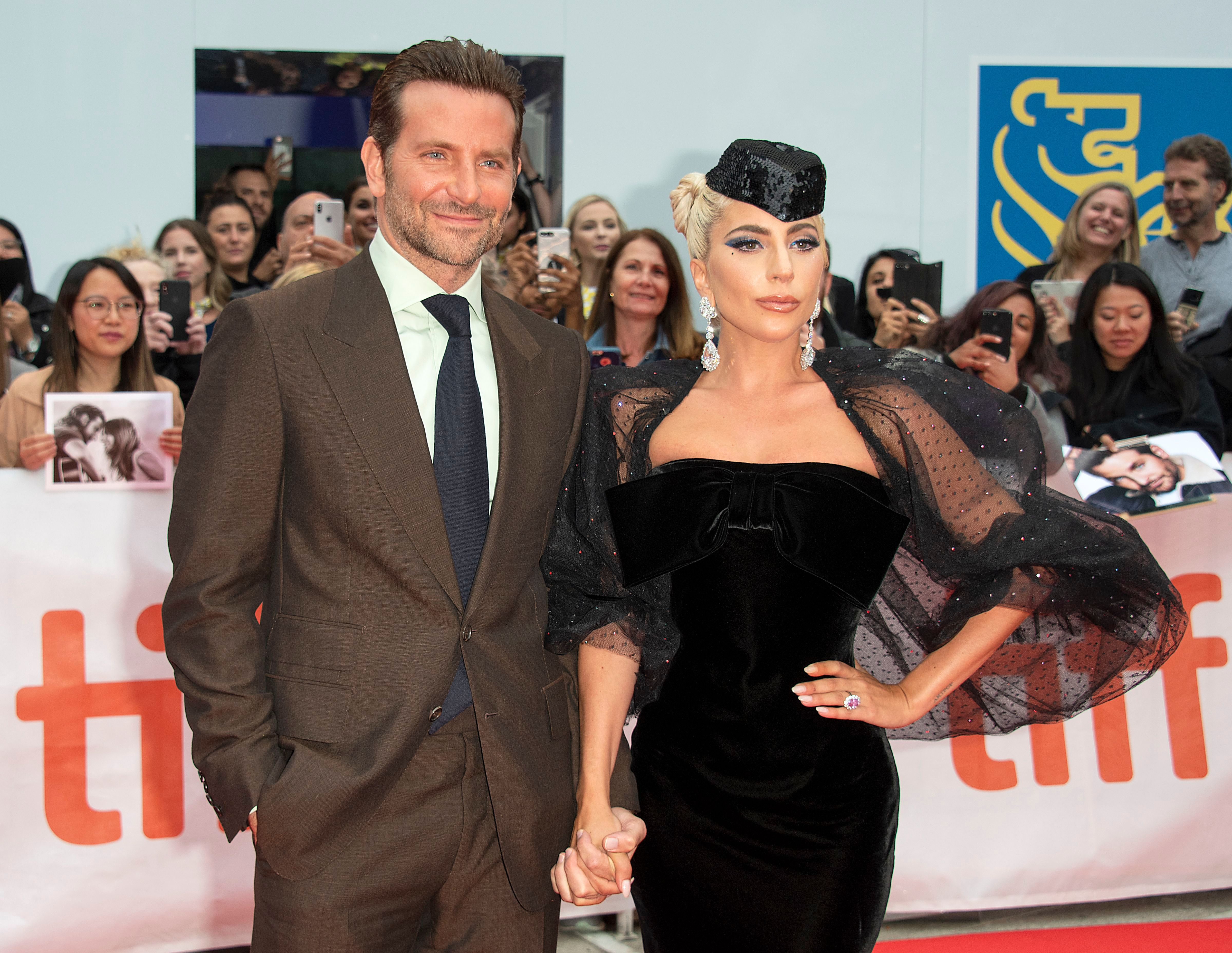 Bradley Cooper and Lady Gaga Duet in a New A Star Is Born Photo