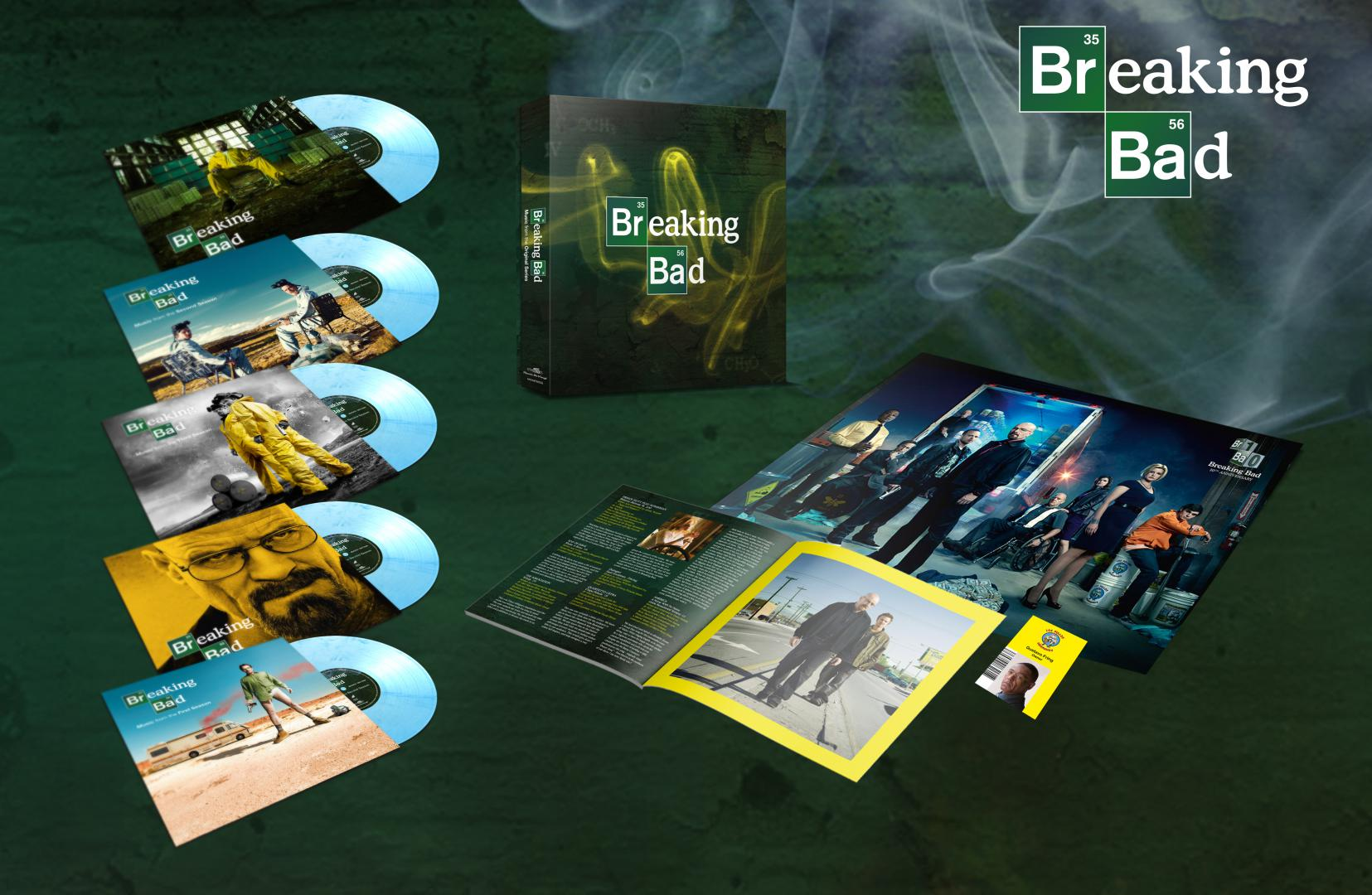 Breaking Bad Collects Series Music For Limited Edition