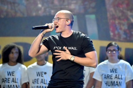 Hear Logic Shout Out Dave Chappelle, Michael Jackson on New