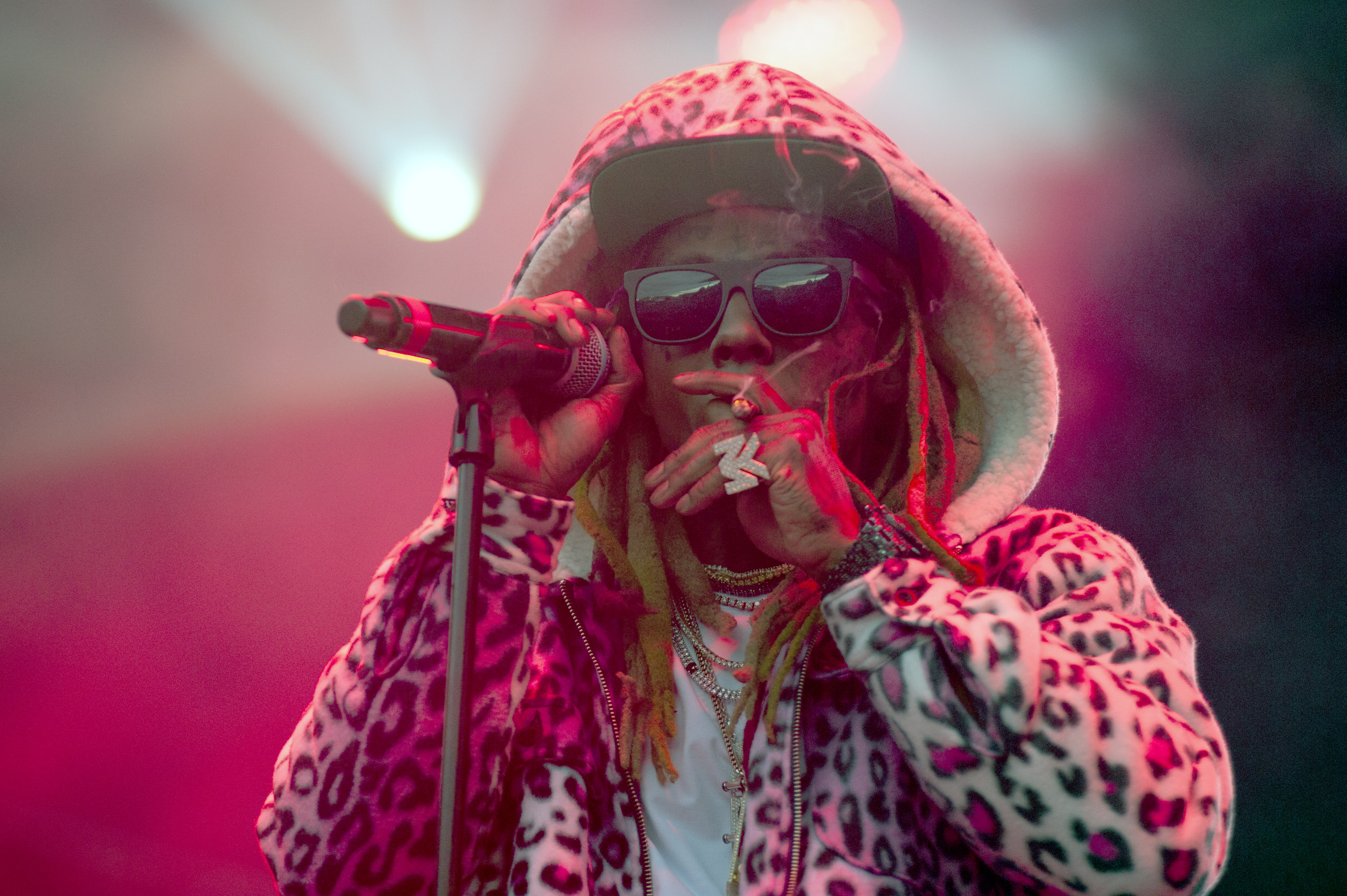 581bc8133 Inside Lil Wayne s 5-Year Road to  Tha Carter V  – Rolling Stone
