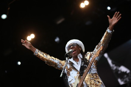 Hear Nile Rodgers, Chic's New Single 'Sober' – Rolling Stone