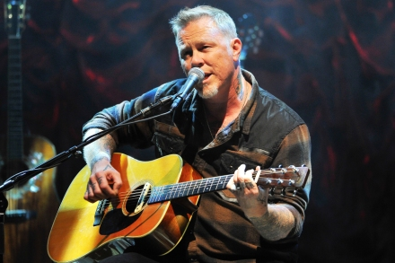 Metallica Plot Charity Acoustic Concert – Rolling Stone