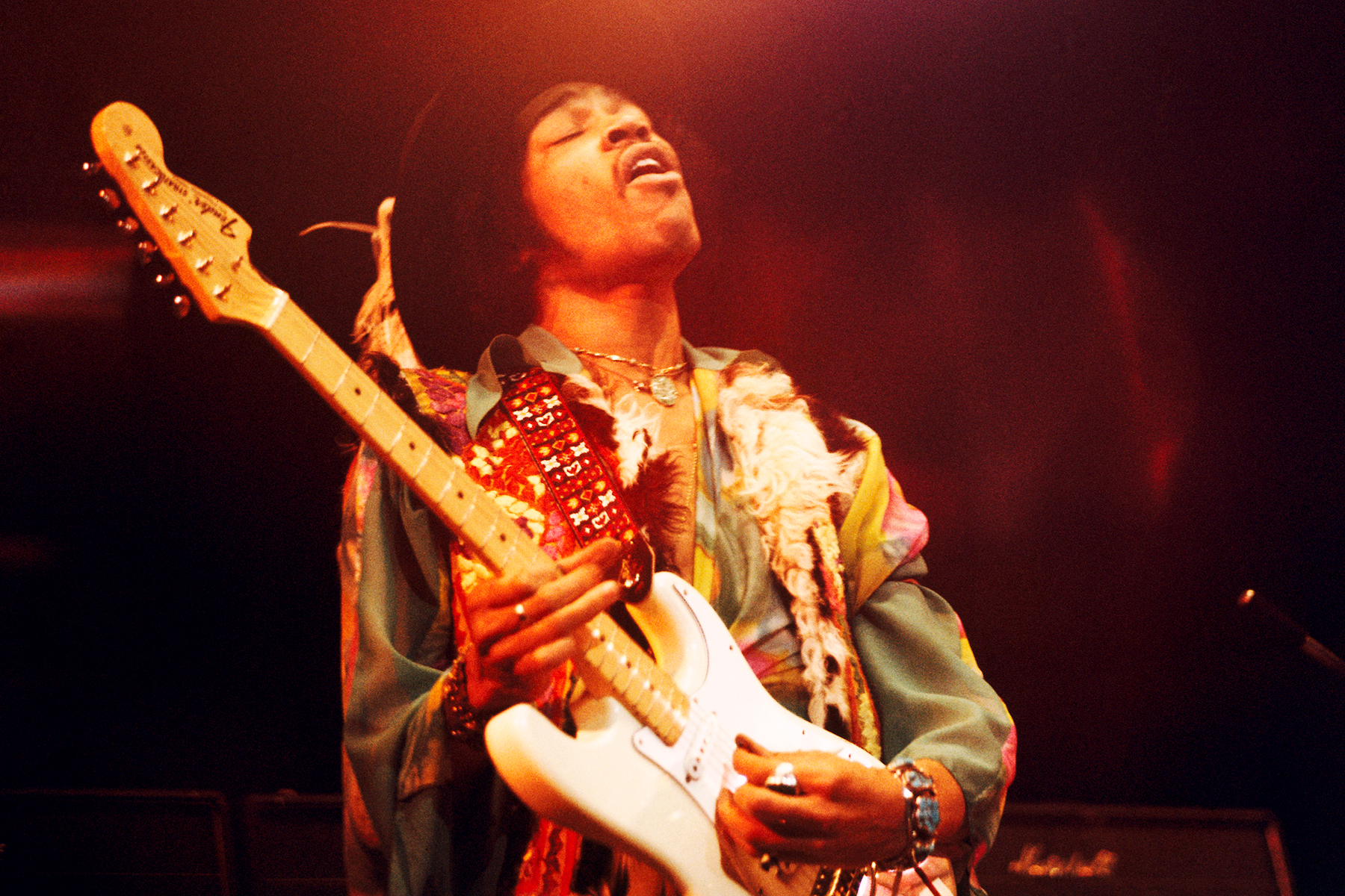 Jimi Hendrix's 'Electric Ladyland' Gets Massive Reissue for 50th Anniversary