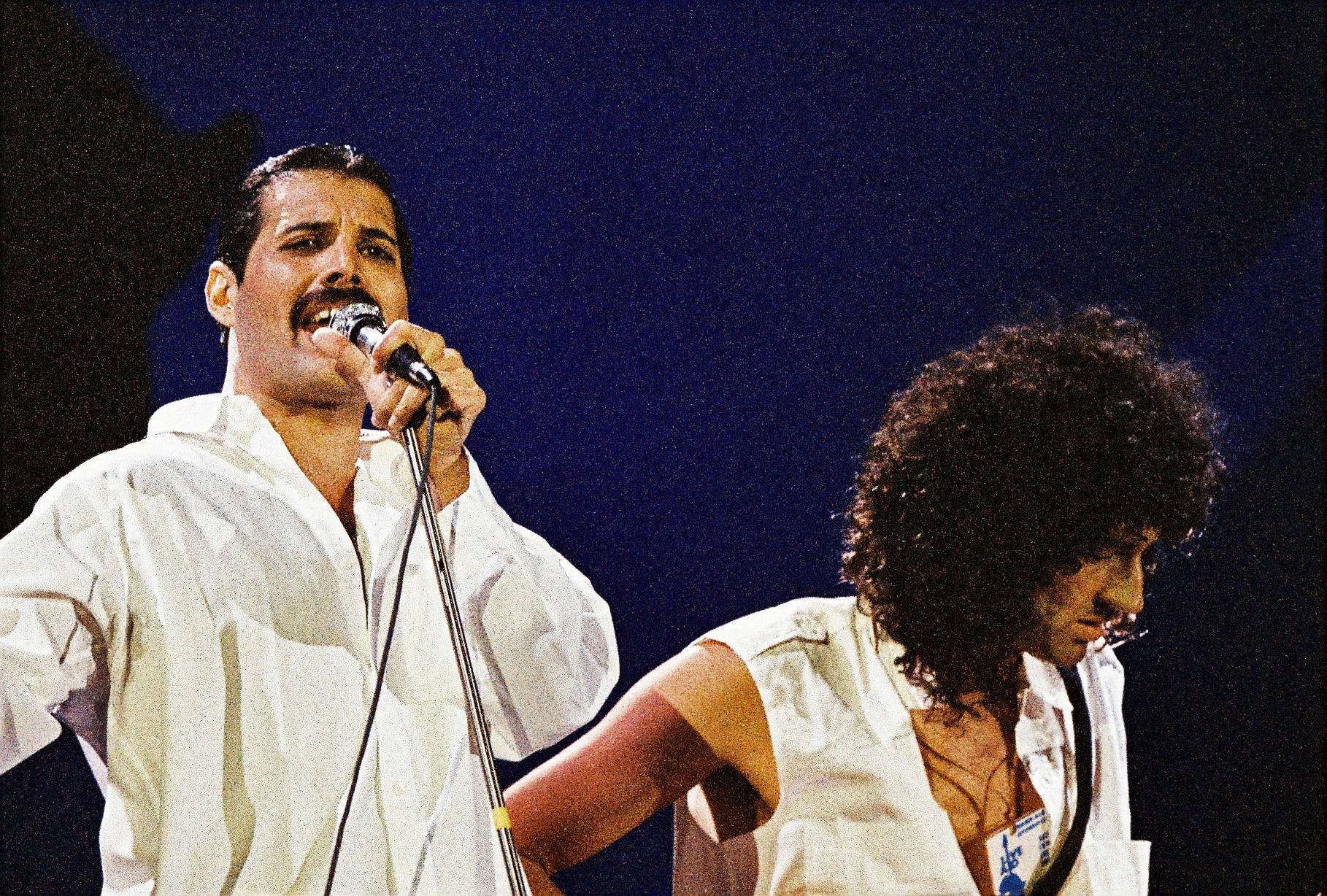 Queen Unearth Live Aid Recordings for 'Bohemian Rhapsody' Soundtrack