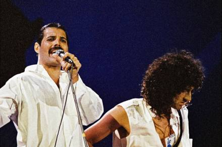 Queen Unearth Live Aid Recordings for 'Bohemian Rhapsody