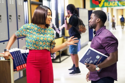 Night School Movie Review Hart Haddish Comedy Gets An F For Effort