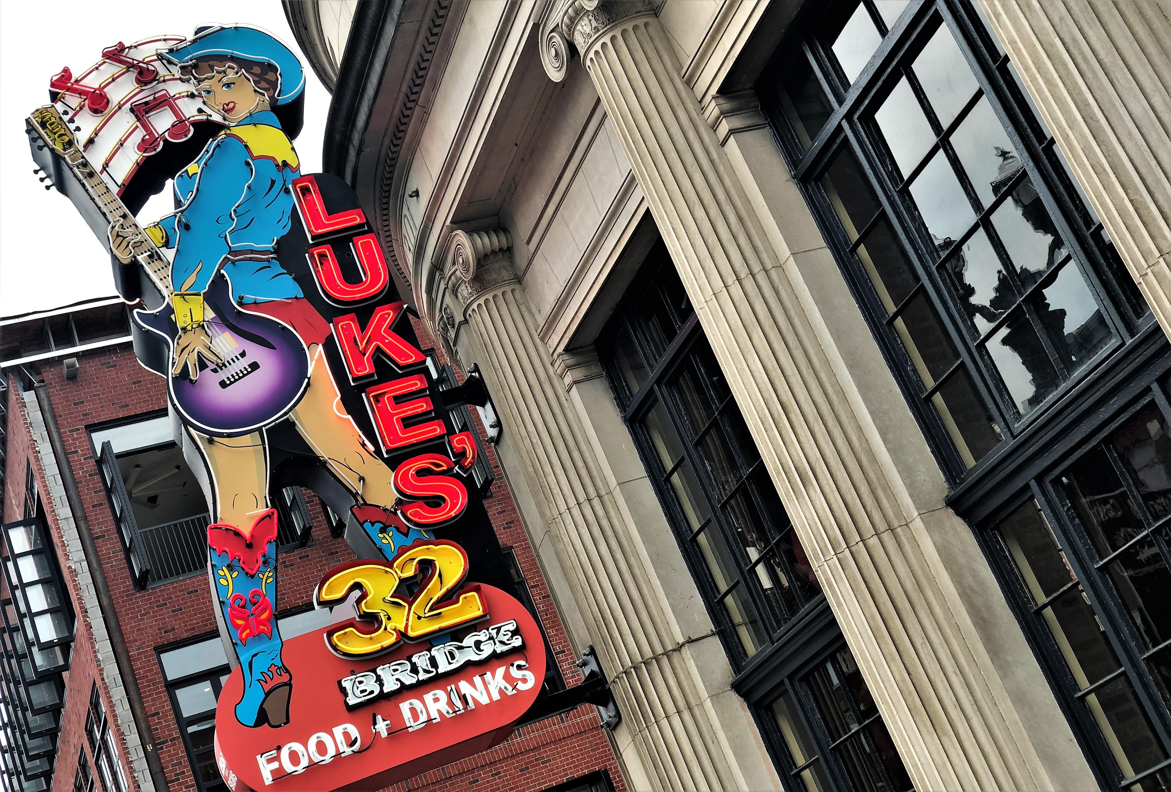 How Luke Bryan, Jason Aldean Bars Are Remaking Nashville's Broadway Downtown Nashville Bars Map on