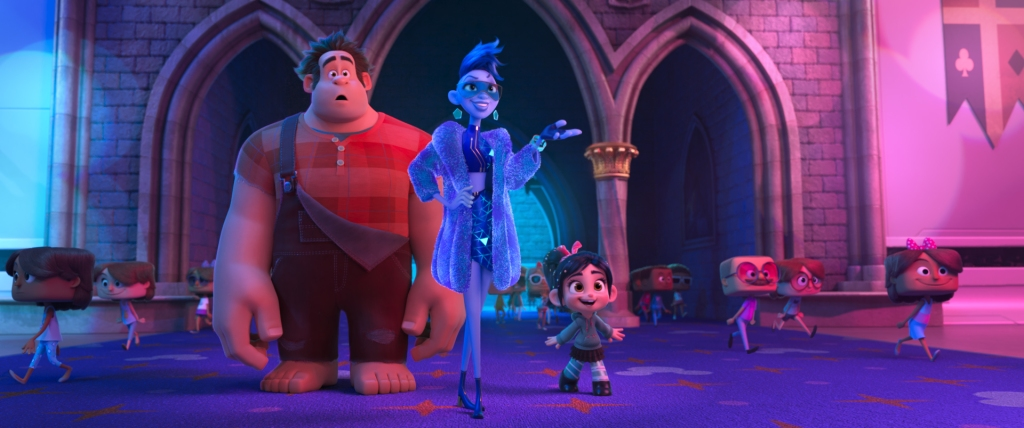 "That's right, everybody's favorite animated Disney video-game lug Wreck-It Ralph (John C. Reilly) and his bubbly buddy Vanellope (Sarah Silverman) find a wi-fi router! Then whoosh! Into the wonderful world of the World Wide Web, where everyone is nice and no one is ever snarky. The trailer suggests this sequel is going to be a colorful riot of Disney-related I.P. — bring on the princesses! And Eeyore! And Star Wars and Marvel! Plus, if the title is to be trusted, our hero either ""breaks"" the Internet with his popularity or literally breaks it. Either way, just stay away from Twitter, Ralph. That place is a horrorshow. DF Watch the Trailer"
