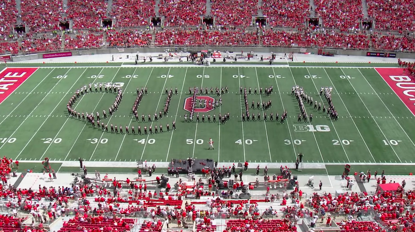 Watch Ohio State Marching Band Perform Epic Queen Tribute