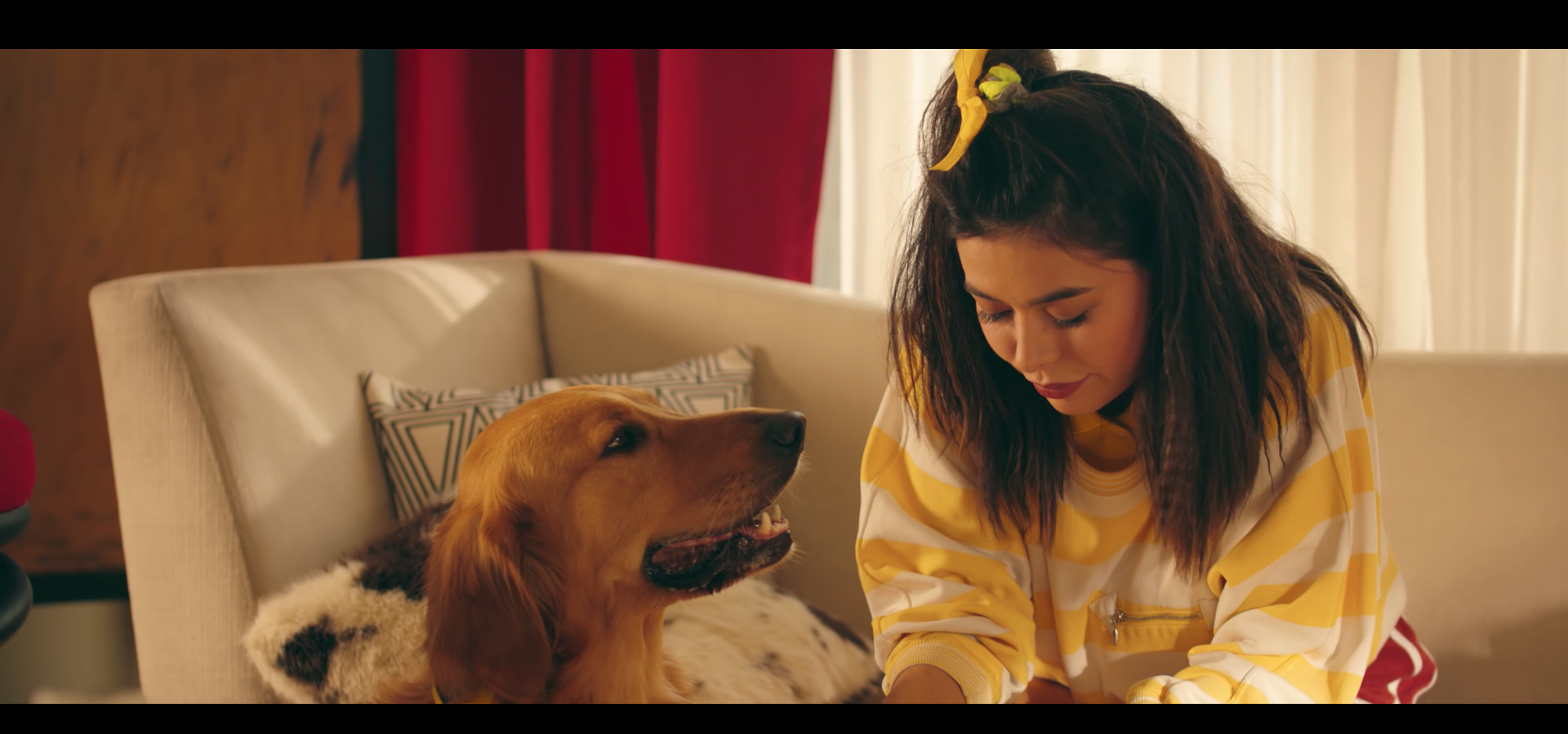 Marshmello Shows Bond Between Woman And Pet Dog In Tear Jerking Happier Rolling Stone