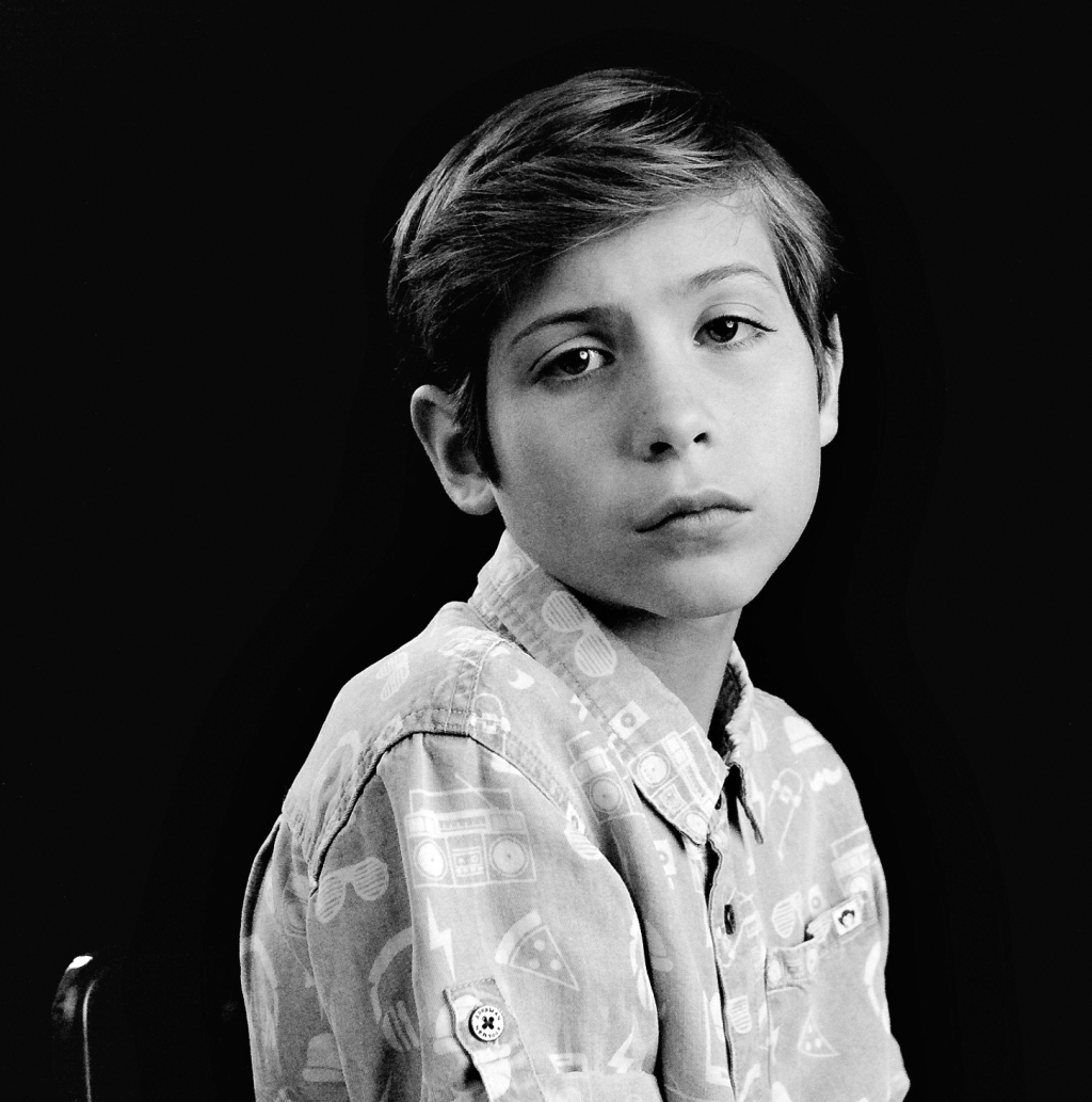 Jacob Tremblay stars in director Xavier Dolan's 'The Death and Life of John F. Donovan'