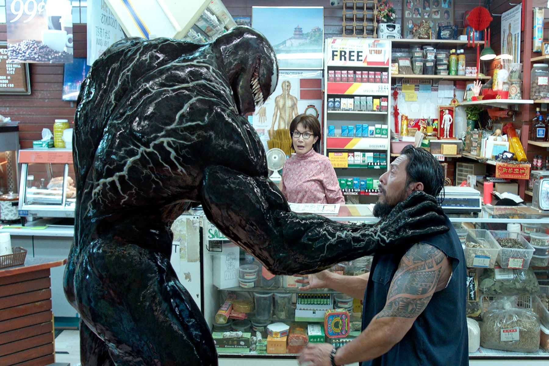 Image result for venom movie pics